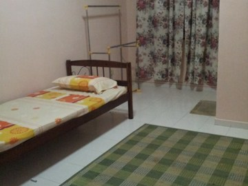 For rent (month): Affordable Living at Kepong,Kuala Lumpur with High Speed INTERNET