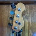 Renting out: 1998 USA Fender Precision Bass, American Standard, Sunburst/Gold