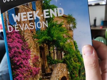 """Vente: Wonderbox """"Week-end d'évasion"""" (59,90€)"""