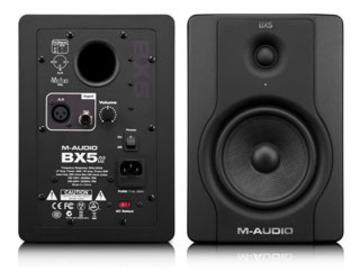 Annetaan vuokralle: Speakers (M-Audio BX5 D2)