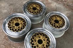 """Selling: 15"""" BBS Motorsport E75 Wheels"""