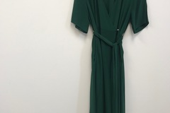 Selling: Emerald Green Keiko Dress (Sold)