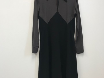 Selling: Contrast Collar Dress from A Muse Collection