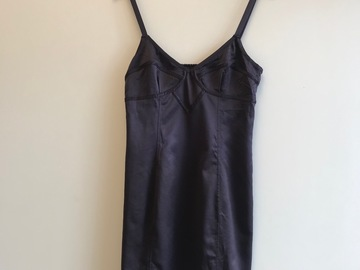 Selling: Dark Purple Slip Dress