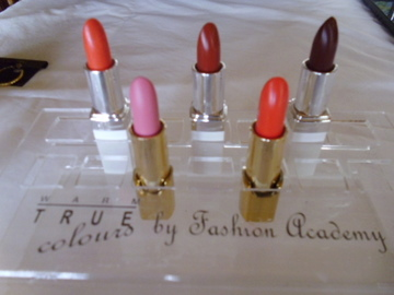 Services: Lipsticks $15.00 each