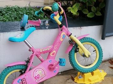 Vente: Vélo fille