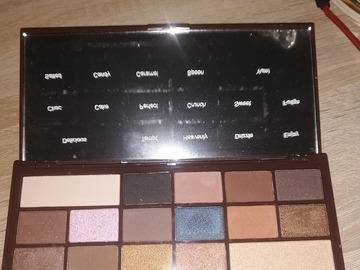 Venta: Paletas de sombras I heart makeup