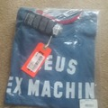 Buy Now: 11 pcs of M's clothing..wutang, deus ex machina, DC...see pics