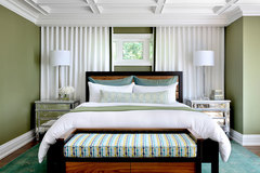 Offering Service By The Day w/ Online Payment: Interior Bedroom House Painting by Spates Painting