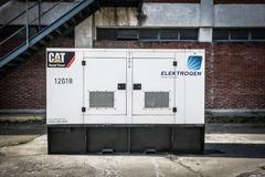 En alquiler: Grupo Electrógeno de 200 kVA por mes