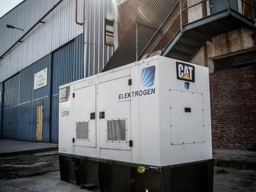 En alquiler: Grupo Electrógeno de 250 kVA por semana