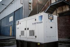 En alquiler: Grupo Electrógeno de 250 kVA por mes