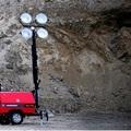 En alquiler: Torre de Iluminación por mes