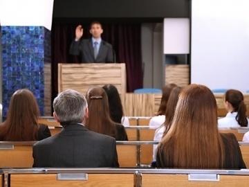 Custom Package: Public Speaking Workshop