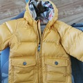Selling with online payment: Burberry jacket, age 9-12 Mths (large 12-18 Mths for my boy)