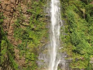 Offering with online payment: 8 Days Trekking and Camping at Wli waterfalls