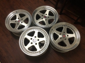 Selling: HRE 525