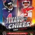 Free Events: Chiefs Lot J Tailgate - Chiefs vs Texans - 10/13 #ChiefsKingdom