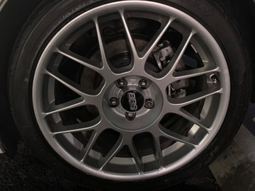 Selling: BBS RC 336 18x7.5 +38 w/ NEW Firehawk Indy 500