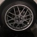 Selling: BBS RC 336 18x7.5 +38 w/ NEW Firehawk Indy 500