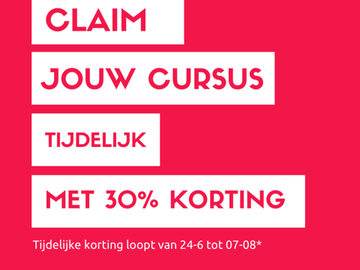 Advertentie: 10k coaching