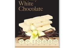 Products: Sugarless Co. Creamy White Chocolate