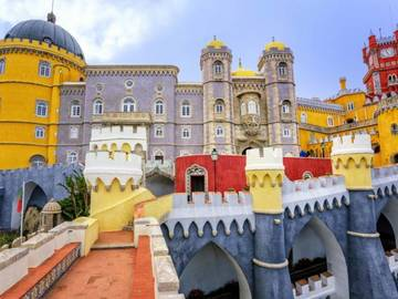 Offering with online payment: Sintra Tour