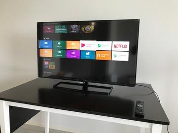 Myydään: Philips Smart TV LED