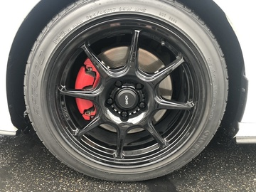 Selling: Konig lockout with tires near new