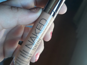 Venta: Naked skin UD medium dark warm (un uso)
