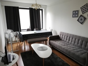 Renting out: Sub-lease | furnished | 2-room apartment | Otaniemi | 2-22 Nov