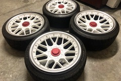 Selling: BBS RSII's - Super Concave - 5x100 & 5x112