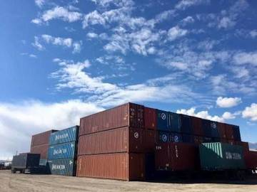 Vendiendo Productos: Preview 40ft Standard Shipping Container Wind and Watertight