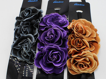 Buy Now: Case of 120 New Flower Headbands by Rainbow
