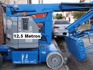 En alquiler: Brazo Articulado Genie Z 34/22n