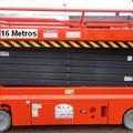 En alquiler: Tijera Niuli 16 Metros