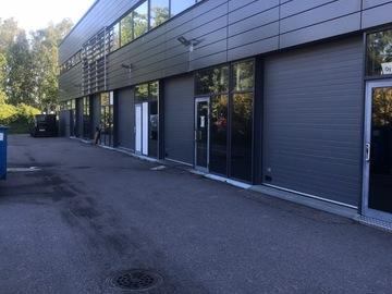 Renting out: Hyvä toimitila/halli  61m