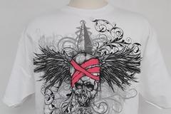Buy Now: 60 Gothic Skull tshirts s m l xl