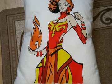 Selling: Dota 2 Lina pillow