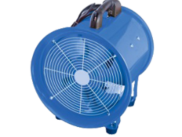 Weekly Equipment Rental: 300mm Industrial Ventilator Fan