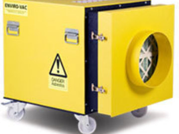 Weekly Equipment Rental: Air Scrubber 5400m3/h