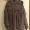 Myydään: Man winter jacket XL (very warm and cosy)