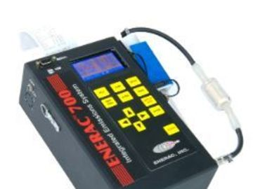 Weekly Equipment Rental: Exhaust Gas Analyser