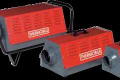 Weekly Equipment Rental: Industrial Electric Heater 15KW