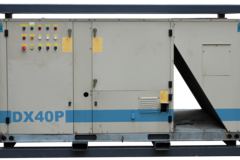 Weekly Equipment Rental: Air Conditioner 25KW Industrial Package