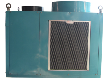 Weekly Equipment Rental: Air Conditioner 10KW Industrial Package
