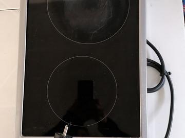 Vente: Plaque cuisson - très belle affaire