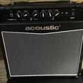 Renting out: Acoustic 20 Watt Guitar Amp