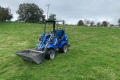 Daily Equipment Rental: Multione Front Loader