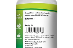 Make An Offer: Naturez Ayurveda Joint Supplement Capsule - 60 Days Supply-700pcs
